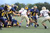 2012 Clarkston JV Football vs  Stoney Creek  050