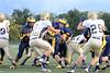 2012 Clarkston JV Football vs  Stoney Creek  048
