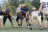 2012 Clarkston JV Football vs  Stoney Creek  046