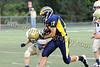 2012 Clarkston JV Football vs  Stoney Creek  084