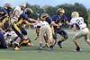 2012 Clarkston JV Football vs  Stoney Creek  051