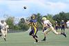 2012 Clarkston JV Football vs  Stoney Creek  036