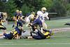 2012 Clarkston JV Football vs  Stoney Creek  062