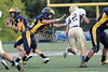 2012 Clarkston JV Football vs  Stoney Creek  032