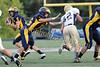 2012 Clarkston JV Football vs  Stoney Creek  032