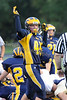 2012 Clarkston JV Football vs  Stoney Creek  017