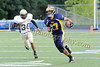 2012 Clarkston JV Football vs  Stoney Creek  080