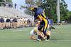 2012 Clarkston JV Football vs  Stoney Creek  039