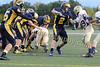 2012 Clarkston JV Football vs  Stoney Creek  053