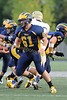 2012 Clarkston JV Football vs  Stoney Creek  026