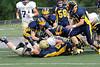 2012 Clarkston JV Football vs  Stoney Creek  066