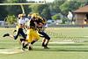 2012 Clarkston JV Football vs  Adams 047