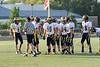 2012 Clarkston JV Football vs  Adams 052