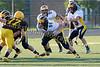 2012 Clarkston JV Football vs  Adams 027