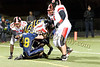 2012 Clarkston Varsity Football vs  Grand Blanc 111