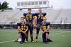 2012 Clarkston Varsity Football Blue-Pink game 067