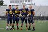 2012 Clarkston Varsity Football Blue-Pink game 069