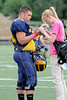 2012 Clarkston Varsity Football Blue-Pink game 109