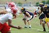 2012 Clarkston Varsity Football EMU 7 on 7 006