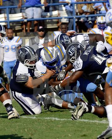 Southern University vs. Jackson State University  09/22/2012