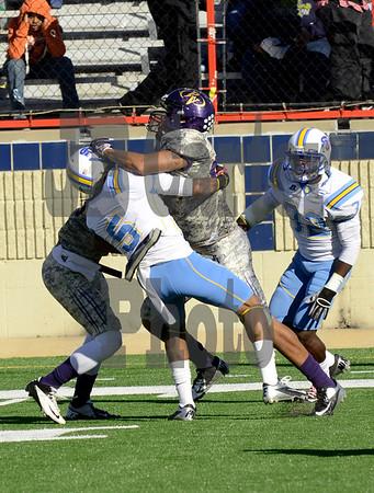 Southern University vs Prairie View University 10/27/2012