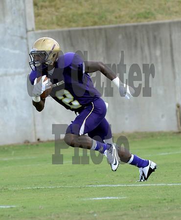 University of Arkansas-Pine Bluff vs. Alcorn State University  09/15/2012