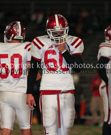 2012 La Serna Football vs CIF Dominguez 11/16