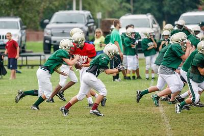 Aug 11 Scrimmage vs Piedmont