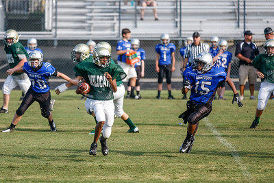 Aug 18 Scrimmage vs Parkwood