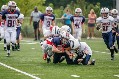 Sep 8 vs South Charlotte Patriots