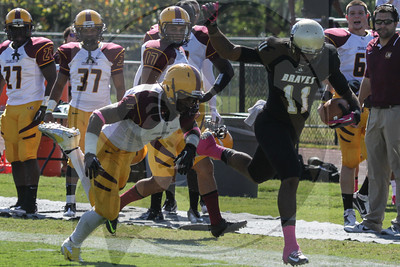 UNCP  Football plays Charleston West Virginia on Saturday, October 13th, 2012. print_Charleston_0118.jpg
