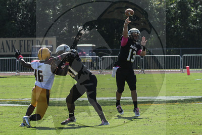 UNCP  Football plays Charleston West Virginia on Saturday, October 13th, 2012. print_Charleston_0091.jpg