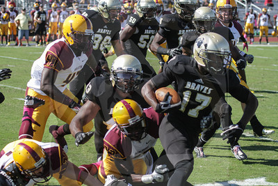 UNCP  Football plays Charleston West Virginia on Saturday, October 13th, 2012. print_Charleston_0079.jpg