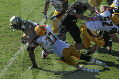 UNCP  Football plays Charleston West Virginia on Saturday, October 13th, 2012. print_Charleston_0202.jpg