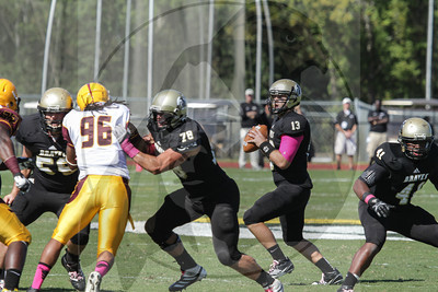 UNCP  Football plays Charleston West Virginia on Saturday, October 13th, 2012. print_Charleston_0006.jpg