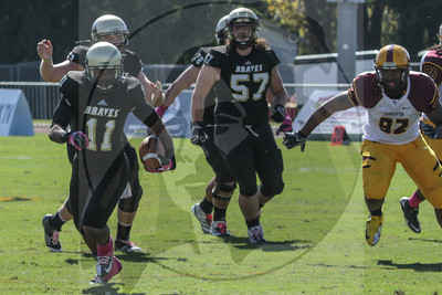 UNCP  Football plays Charleston West Virginia on Saturday, October 13th, 2012. print_Charleston_0095.jpg
