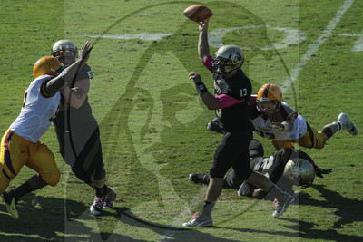 UNCP  Football plays Charleston West Virginia on Saturday, October 13th, 2012. print_Charleston_0215.jpg