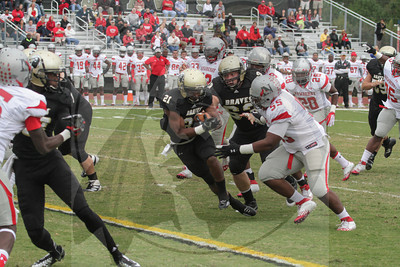 UNCP plays Newberry on Saturday, October 27th, 2012. print_newberry_0409.jpg
