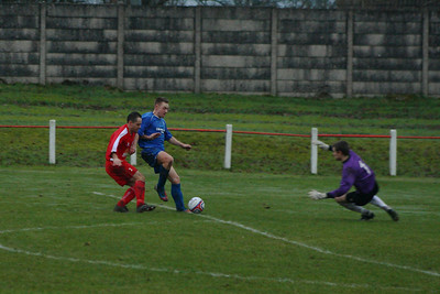 Yet another save by Fraser Wilson