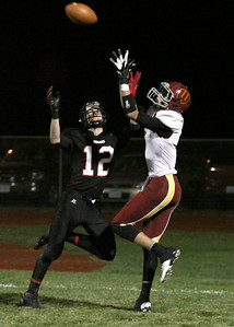 Playoff vs Fort Osage - 11/05/2012