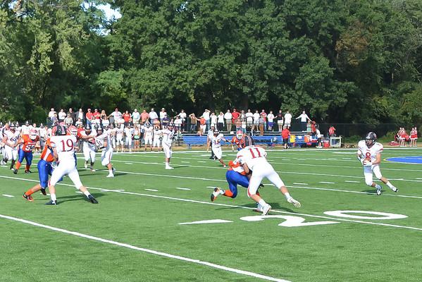 2013-09-13 Dayton Boys Varsity Football vs Bernards High