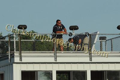 2013 Clarkston Varsity Football vs  WB Image 009