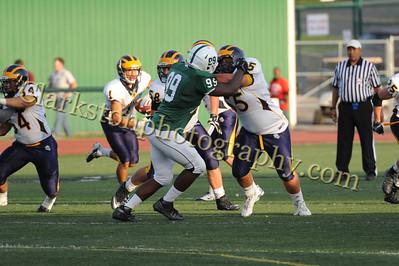 2013 Clarkston Varsity Football vs  WB Image 100
