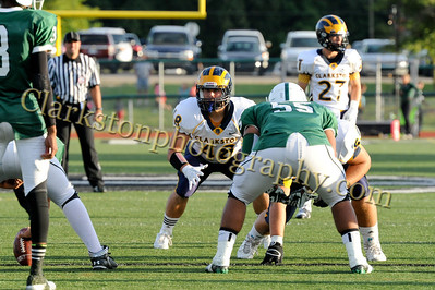 2013 Clarkston Varsity Football vs  WB Image 049