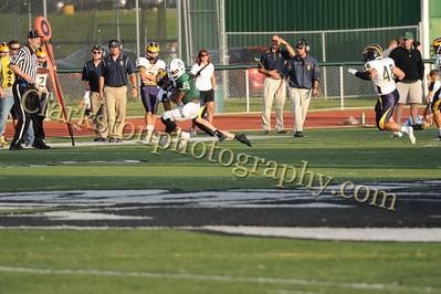 2013 Clarkston Varsity Football vs  WB Image 076