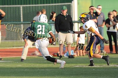 2013 Clarkston Varsity Football vs  WB Image 072
