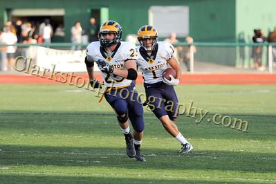 2013 Clarkston Varsity Football vs  WB Image 102