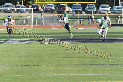 2013 Clarkston Varsity Football vs  WB Image 047