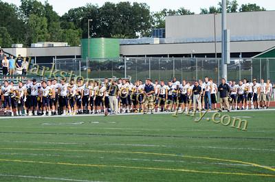 2013 Clarkston Varsity Football vs  WB Image 034