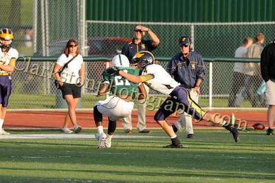 2013 Clarkston Varsity Football vs  WB Image 074